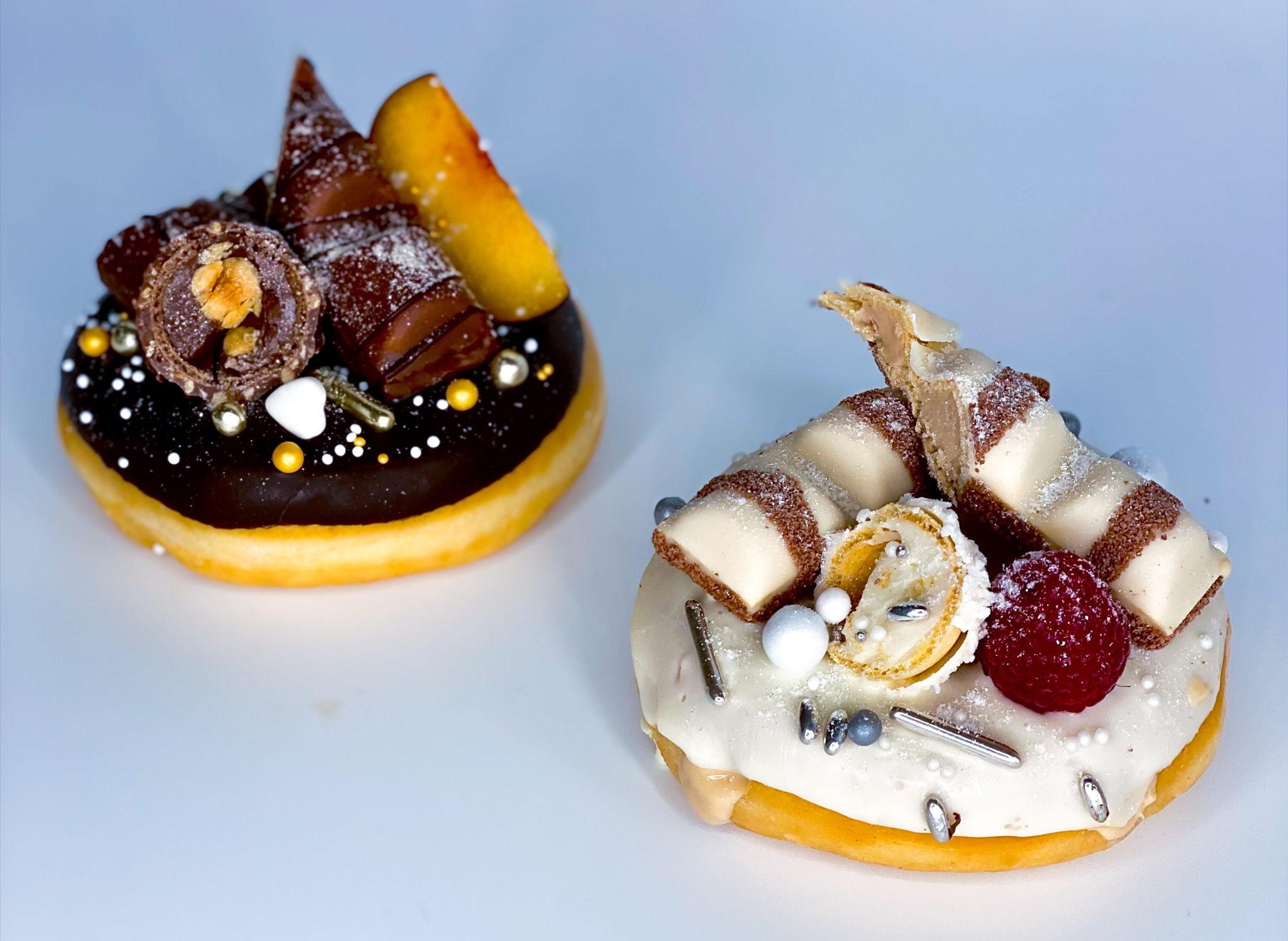 Fashion-Day-Donuts von Royal Donuts